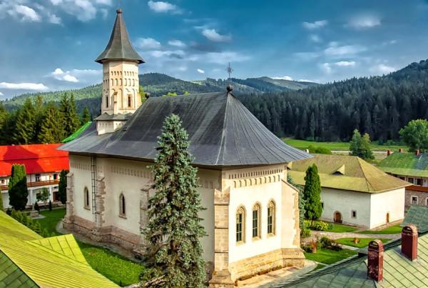 Mănăstirea Slatina