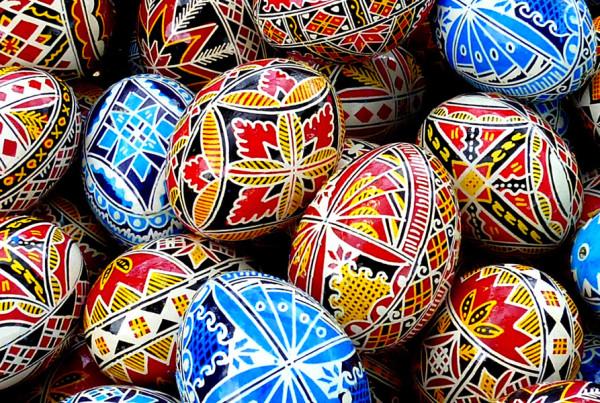 Festivalul Ouălor Încondeiate