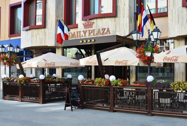 Hotel Daily Plaza