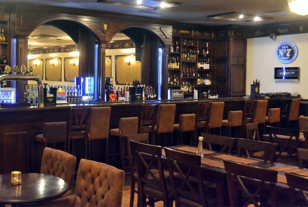 Oscar Wilde-Pub