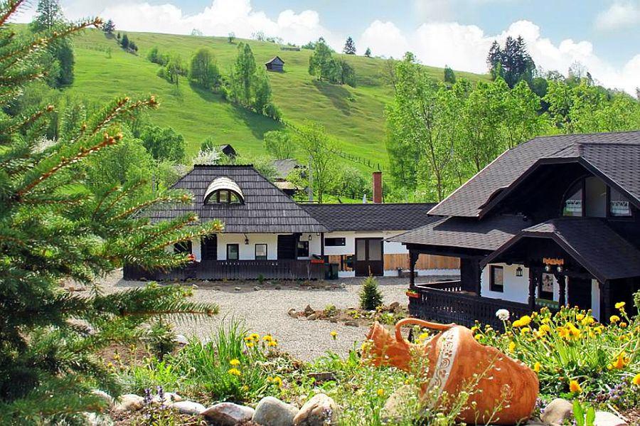 Casa traditionala Campulung Moldovenesc
