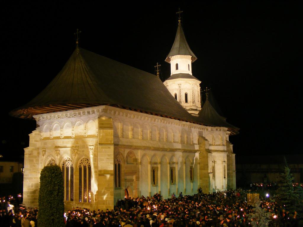 Noaptea de Înviere Bucovina