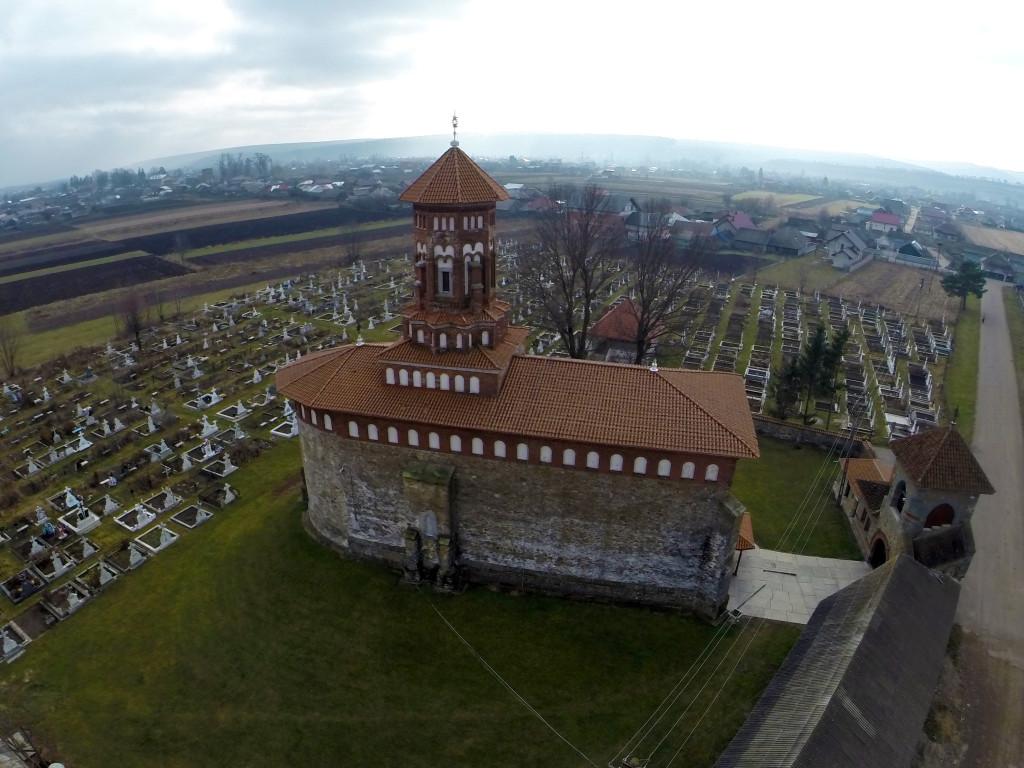Biserica Albă din Baia, Suceava