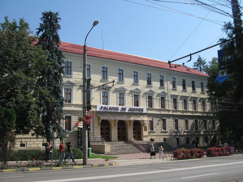 Palatul de Justitie Suceava