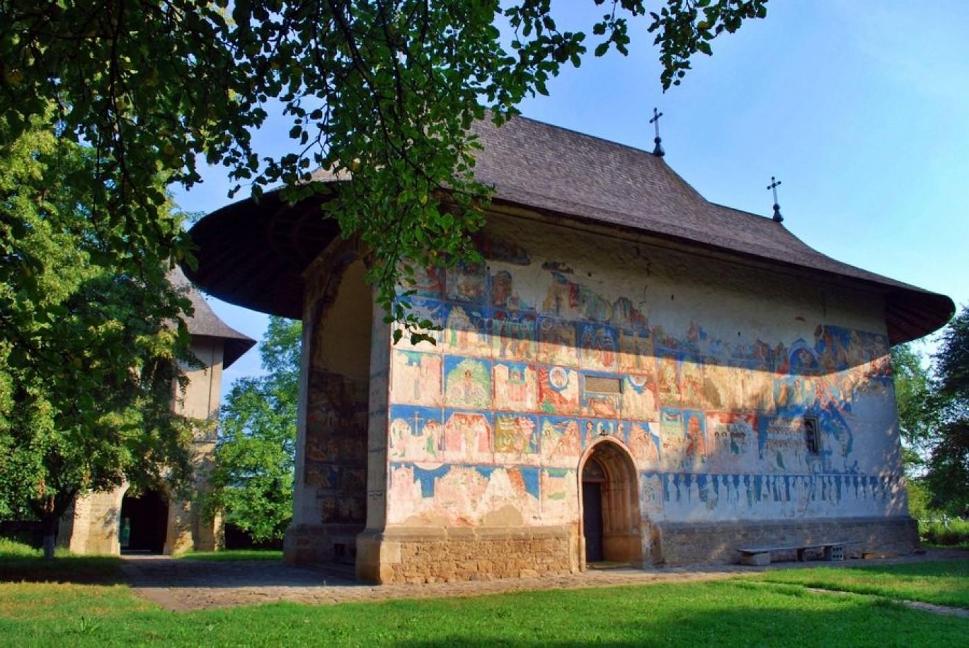 Descoperă Biserica Arbore – Monument UNESCO