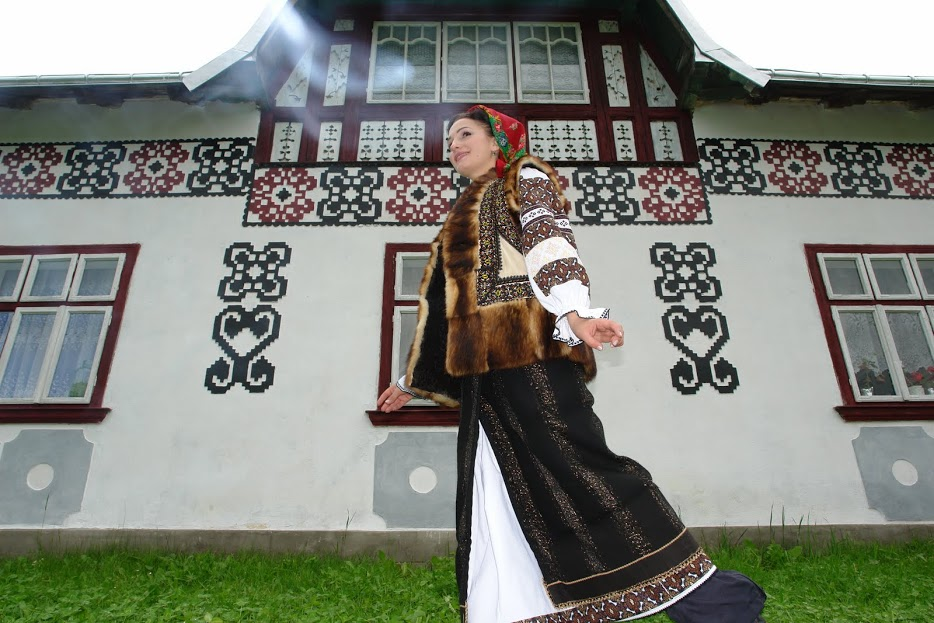 Ciocănești, satul de poveste din Bucovina