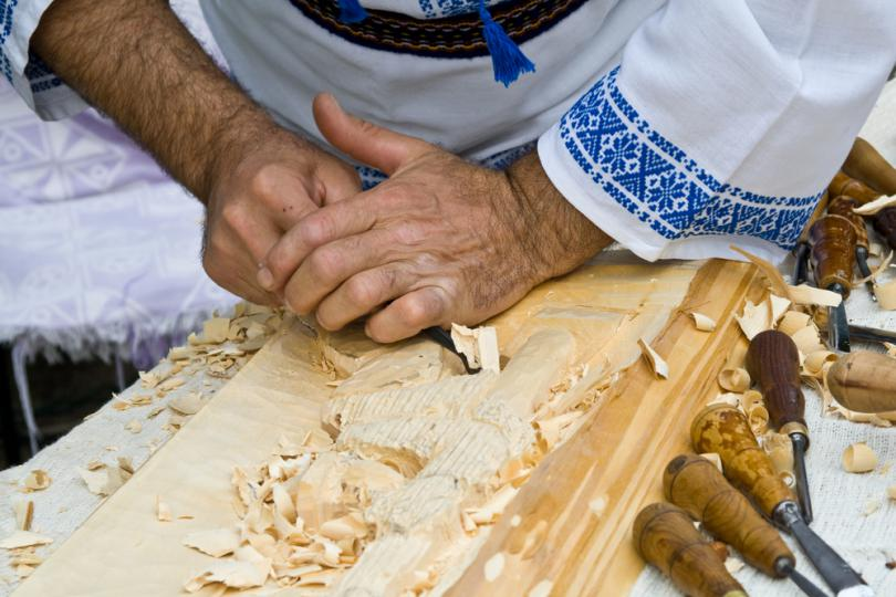Arta lemnului din Bucovina