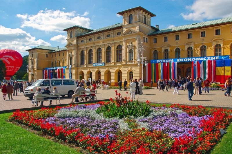 Bucovina promovată în cadrul Forumului Economic al Poloniei